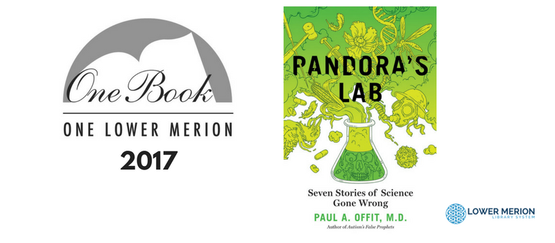 One Book, One Lower Merion 2017